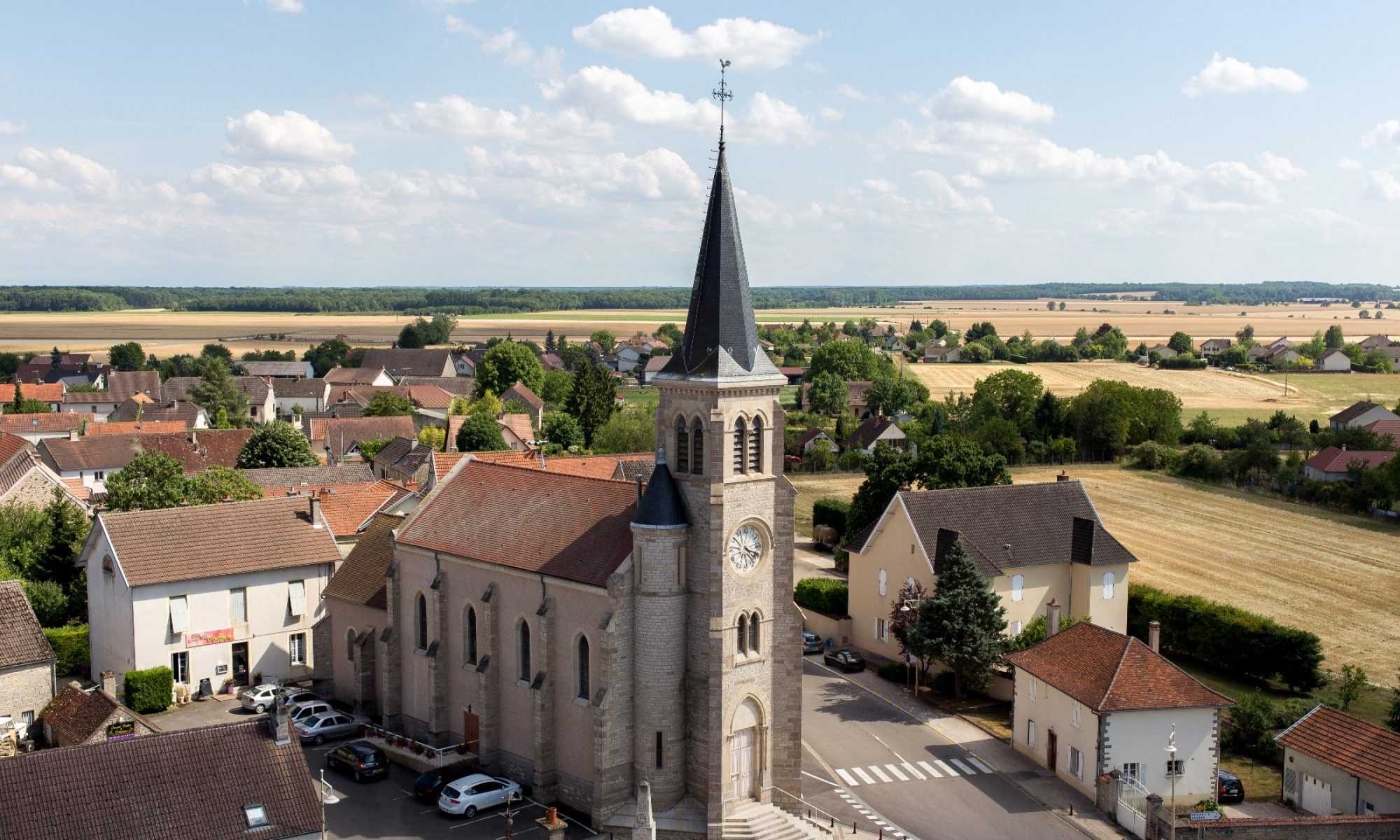 Saulon-la-Chapelle